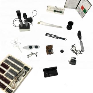 Petit matériel ophtalmologie